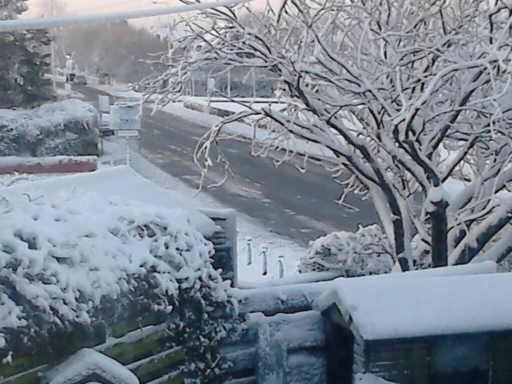 Snowy and wintry scenes - 26th-29th December 2014 (2/6)