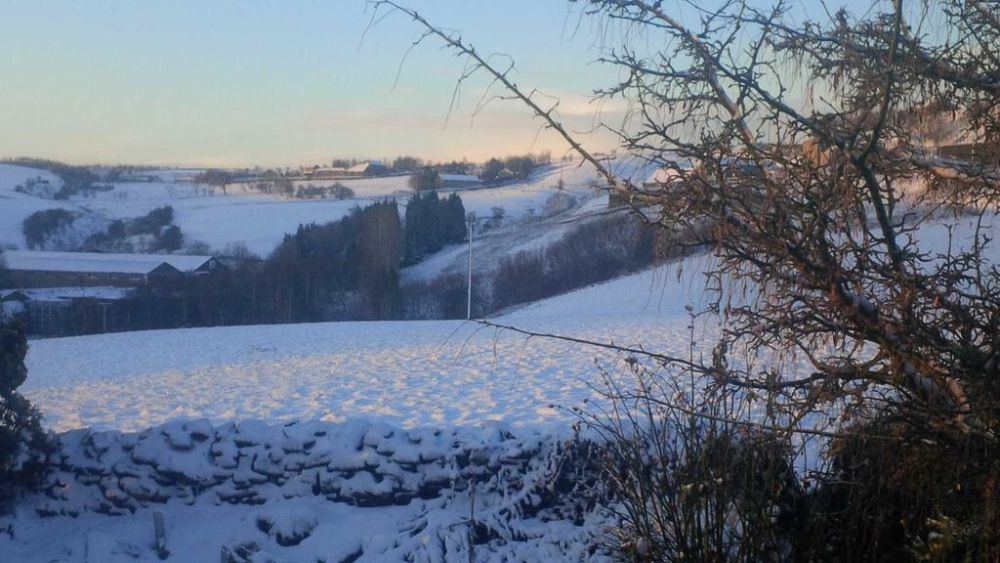 Snowy and wintry scenes - 26th-29th December 2014 (1/6)