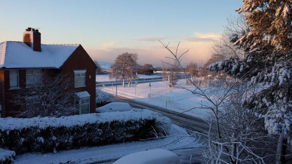 Snowy and wintry scenes - 26th-29th December 2014 (3/6)