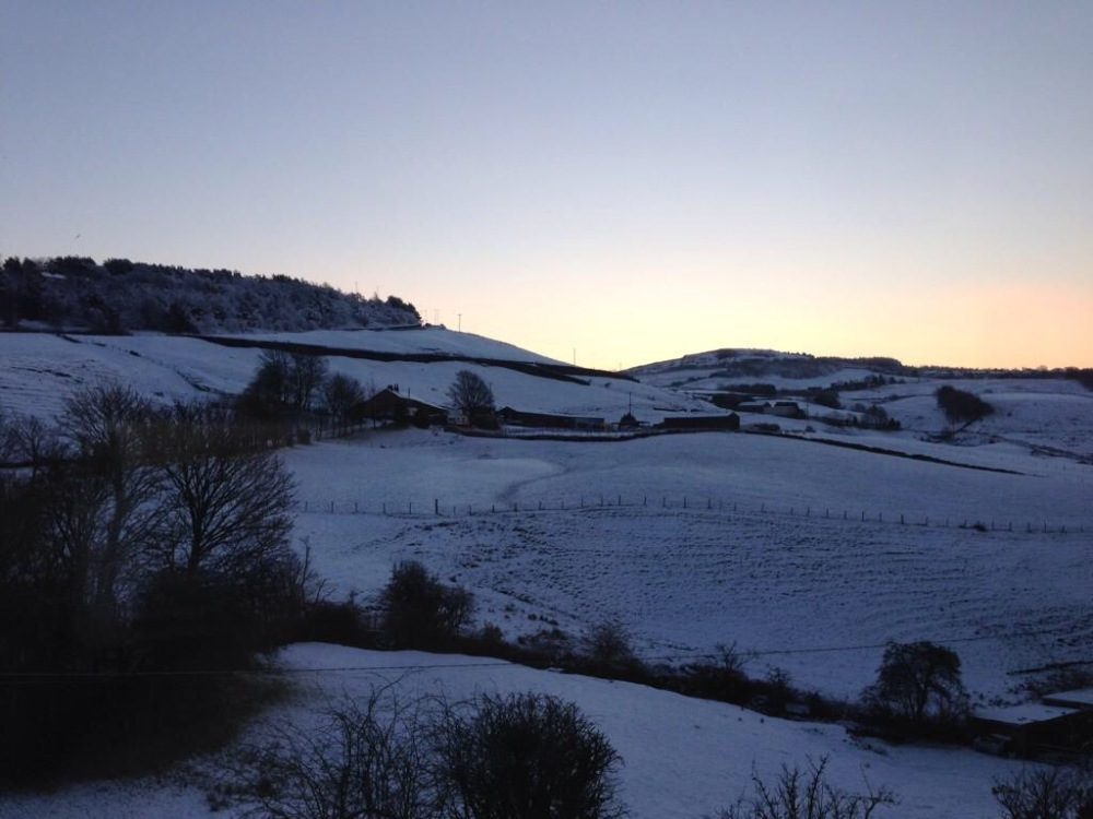 Snowy and wintry scenes - 26th-29th December 2014 (4/6)